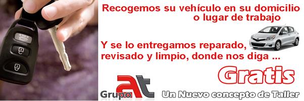 Recogida Vehiculo